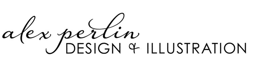 Alex Perlin Graphic Design & Illustration